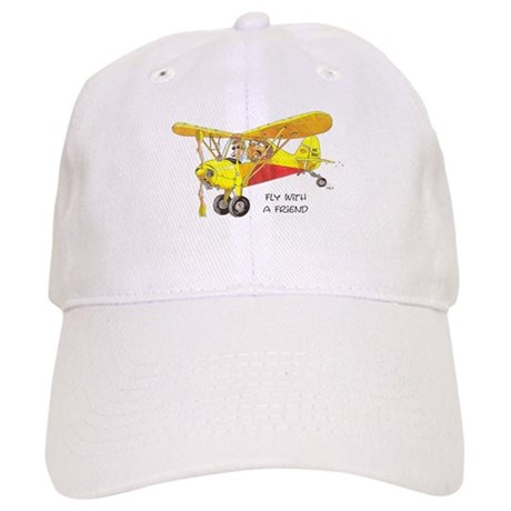 Fly With A Friend Cap