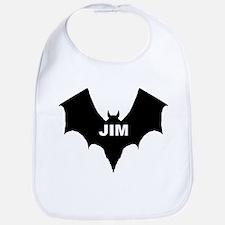 BLACK BAT JIM Bib