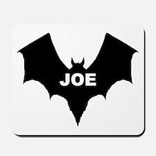 BLACK BAT JOE Mousepad