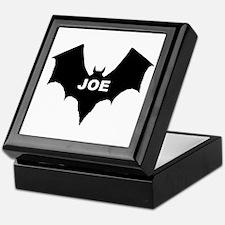 BLACK BAT JOE Keepsake Box