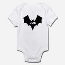 BLACK BAT JOE Infant Creeper