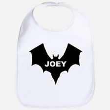BLACK BAT JOEY Bib