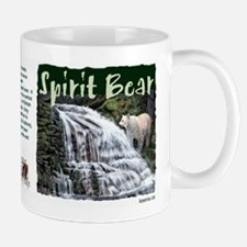 Spirit Bear - Kermode (mug) Mugs