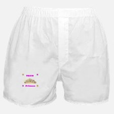zip code princess Boxer Shorts
