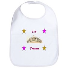 213 princess Bib