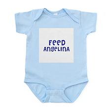 Feed Angelina Infant Creeper