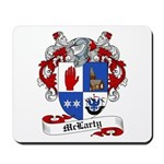 McLarty Family Crest Mousepad