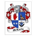 McLarty Family Crest Small Poster