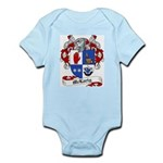 McLarty Family Crest Infant Creeper