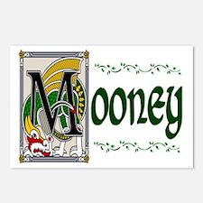 Mooney Celtic Dragon Postcards (Package of 8)