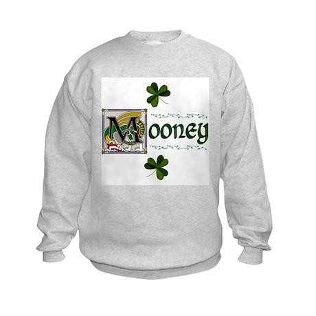 Mooney Celtic Dragon Kids Sweatshirt