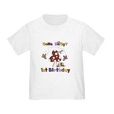 Gone Buggy 1st Birthday T