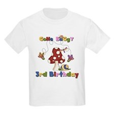 Gone Buggy 3rd Birthday T-Shirt