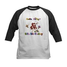 Gone Buggy 6th Birthday Tee