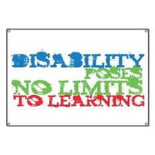 Disability No Limits Banner