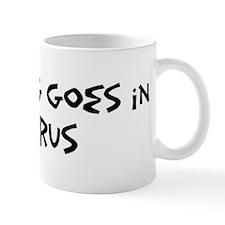 Cyprus - Anything goes Mug
