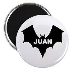 BLACK BAT JUAN Magnet