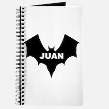 BLACK BAT JUAN Journal