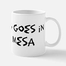 Costa Mesa - Anything goes Mug