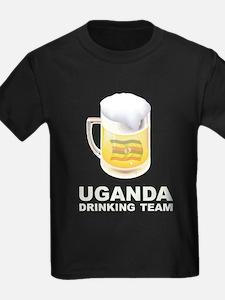Uganda Drinking Team T