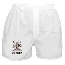 Vintage Uganda Boxer Shorts