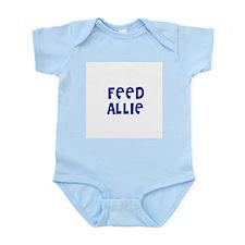 Feed Allie Infant Creeper