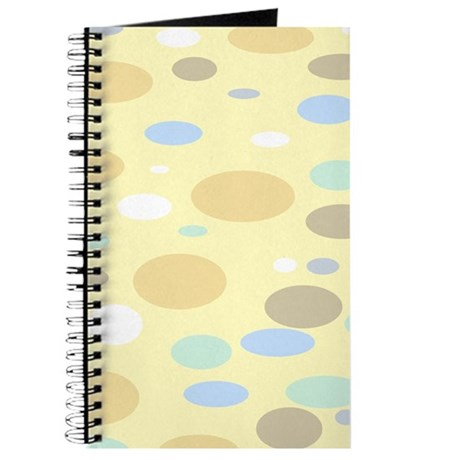Creamy Pebbles Journal