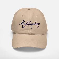 Michilimackinac Baseball Baseball Cap