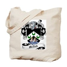 McNab Family Crest Tote Bag