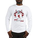 Mcnamara Family Crest Long Sleeve T-Shirt