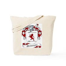Mcnamara Family Crest Tote Bag