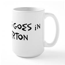 Beaverton - Anything goes Mug