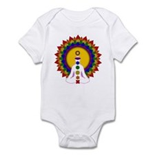 Spiritually Enlightened Infant Bodysuit