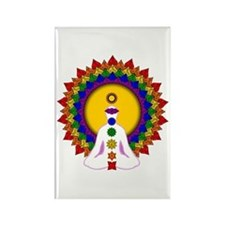 Spiritually Enlightened Rectangle Magnet