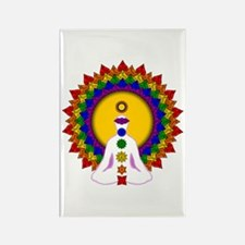 Spiritually Enlightened Rectangle Magnet