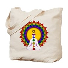 Spiritually Enlightened Tote Bag