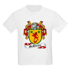 McRitchie Family Crest Kids T-Shirt