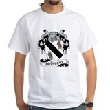 Mctaggart coat of arms Mens White T-shirts