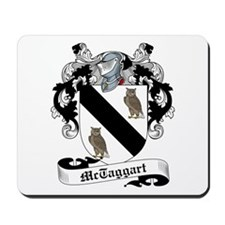 McTaggart Family Crest Mousepad
