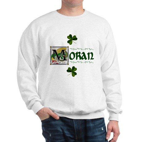 Moran Celtic Dragon Sweatshirt