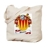 Mearns Family Crest Tote Bag