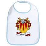 Mearns Family Crest Bib