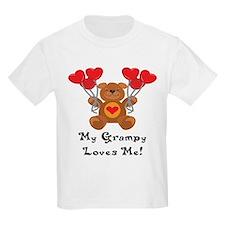 My Grampy Loves Me! T-Shirt