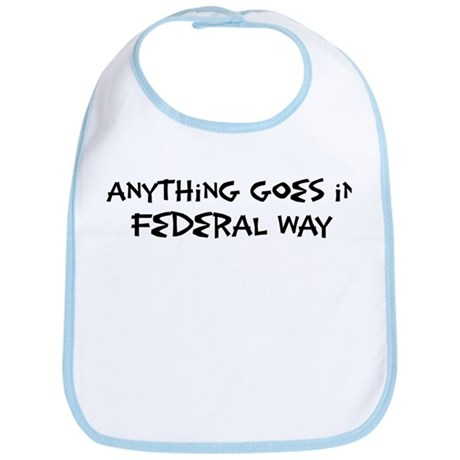 Federal Way - Anything goes Bib