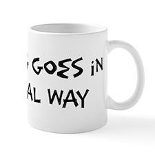Federal Way - Anything goes Mug