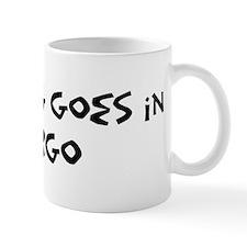 Fargo - Anything goes Mug