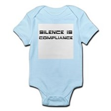 Silence Compliance Infant Creeper