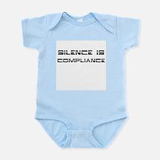 Silence Compliance Infant Creeper