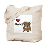 Guinea pig Totes & Shopping Bags
