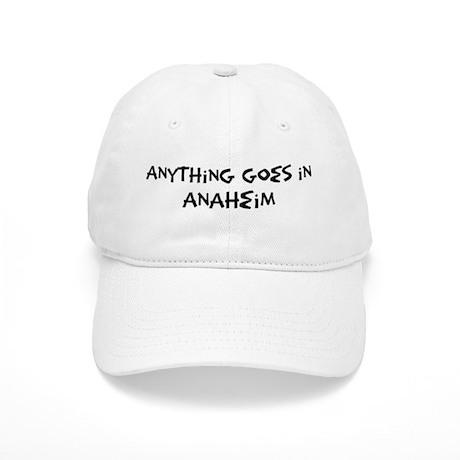 Anaheim - Anything goes Cap